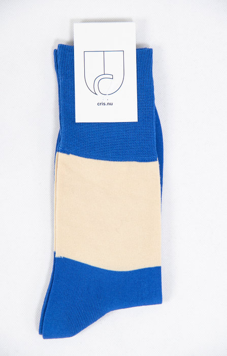 c r i s Sock / Tony Two Time / Blue