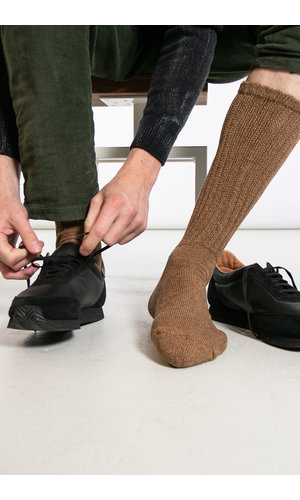 RoToTo RoToTo Sock / Loose Pile / Brown
