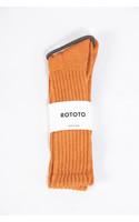 RoToTo Sock / Loose Pile / Orange