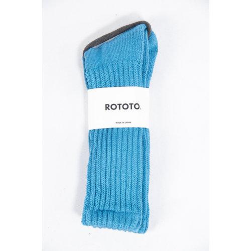 RoToTo RoToTo Sock / Loose Pile / Blue