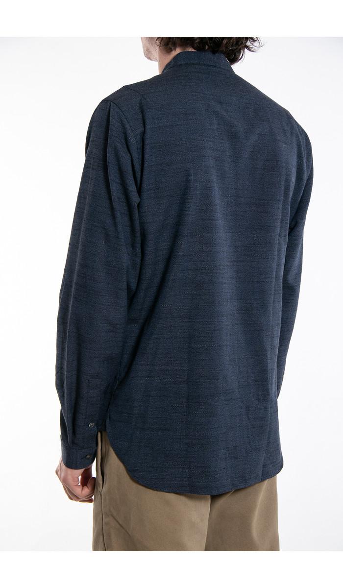 Delikatessen Delikatessen Overhemd / Zen Shirt / Blauw