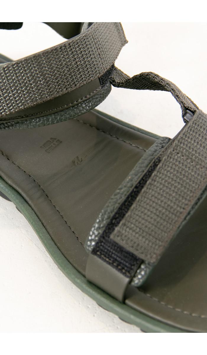 Brador Brador Sandal / 50635 / Green