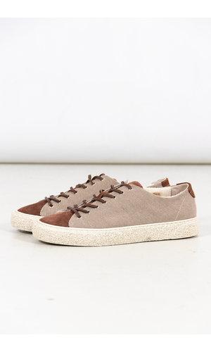 Commoncut Shoe / Jim Canvas / Taupe