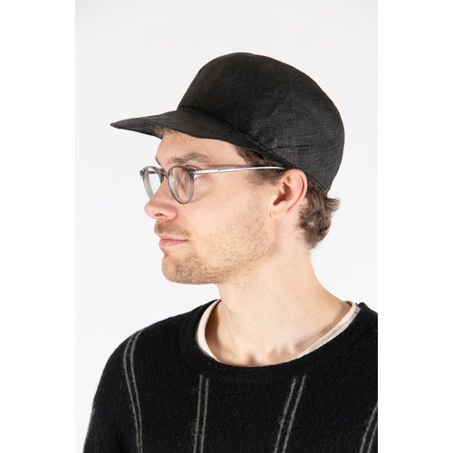 Reinhard Plank Cap / Pet / Black