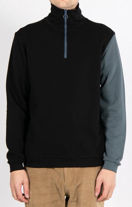 m3a m3a Sweater / DOVO / Oil & Ocean