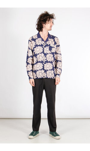 Fox Haus Fox Haus Shirt / Sunflower / Blue
