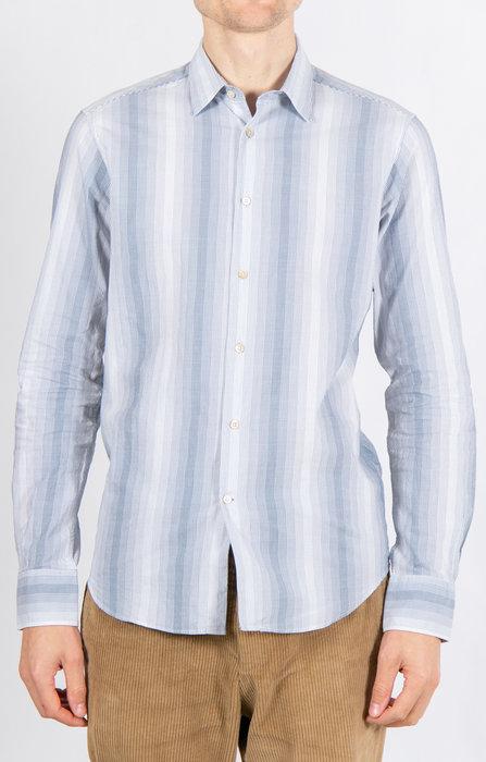 7d 7d Overhemd / Fourty-Four / Blauw