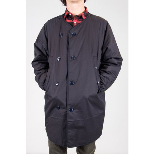 Nanamica Jas / Down Coat / Dark Navy