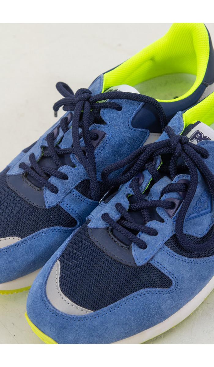 Pony Pony Sneaker /  Racer IV / Blue