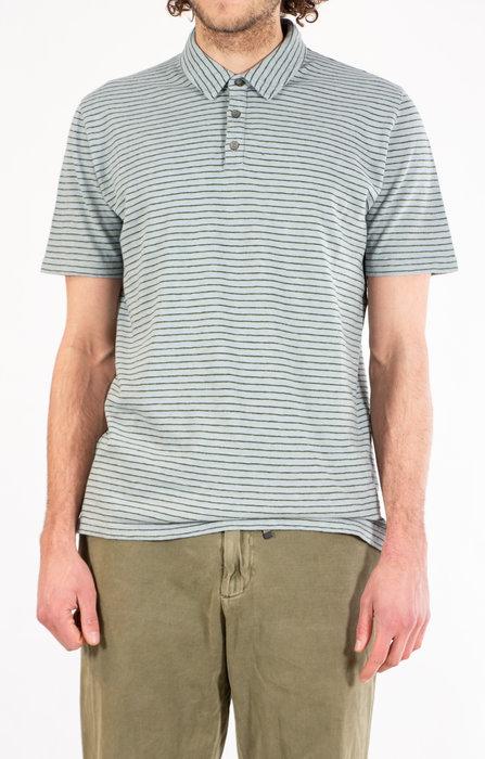 Roberto Collina Roberto Collina Polo Shirt / RE67024 / Grey