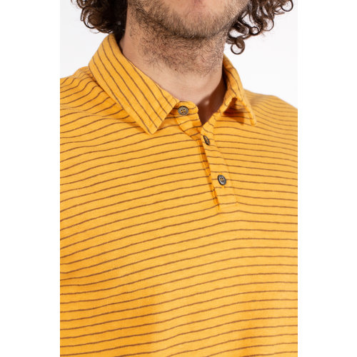 Roberto Collina Roberto Collina Polo Shirt / RE67024 / Orange