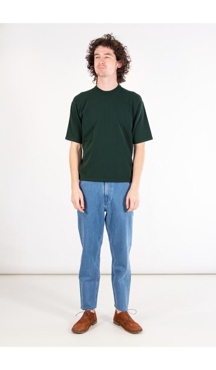 Roberto Collina Roberto Collina T-Shirt / RE11121 / Green