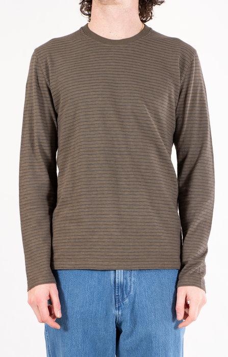 Roberto Collina Roberto Collina T-Shirt / RE67001 / Brown
