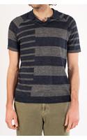 Roberto Collina Polo Shirt / RE40024 / Black