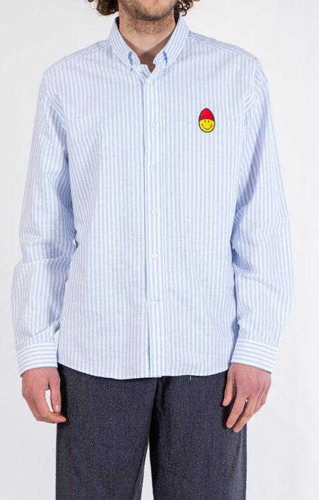 Ami Ami Shirt / SMIC015.402 / Blue