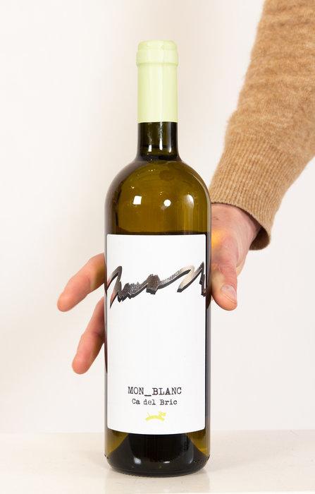 Ca del Bric Wijn / Monblanc 2018