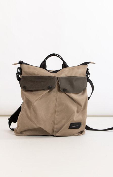 Property of.. Property Of.. Backpack / Zoe Helmet / Khaki