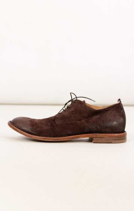 Moma Moma Shoe / 2AS024-CI / Dark Brown