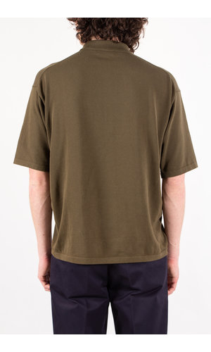 Roberto Collina Roberto Collina Polo / RE11124 / Moss Green