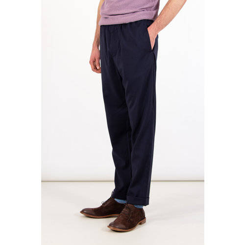 Mauro Grifoni Grifoni Trousers / GI140007 33 / Navy
