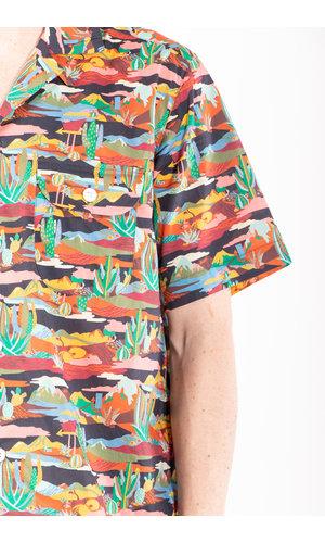 Delikatessen Delikatessen Shirt / Short Sleeve / Liberty Nirvana