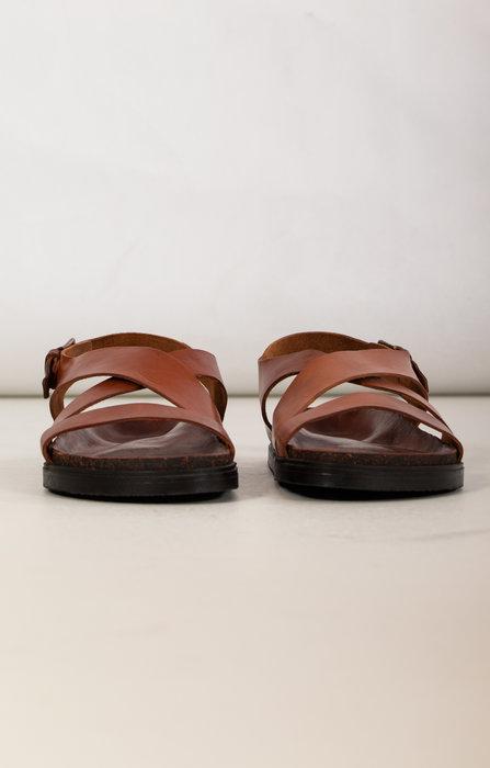 Brador Brador Sandal / 70518 / Cognac
