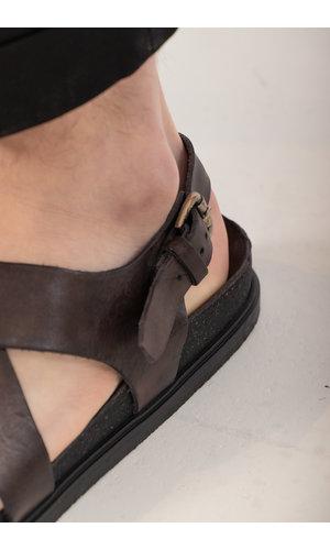 Brador Brador Sandal / 70518 / Antracite