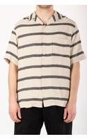 Portuguese Flannel Shirt / San Francisco / Black