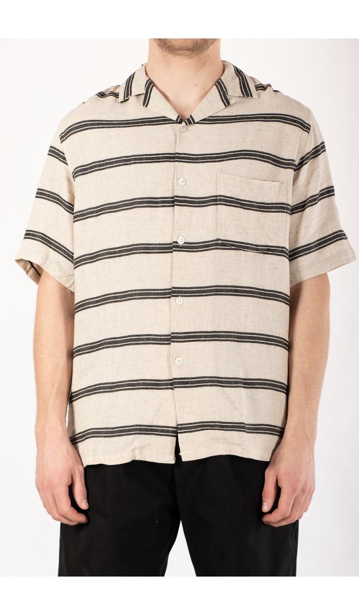 Portuguese Flannel Portuguese Flannel Shirt / San Francisco / Black