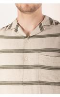 Portuguese Flannel Shirt / San Francisco / Olive