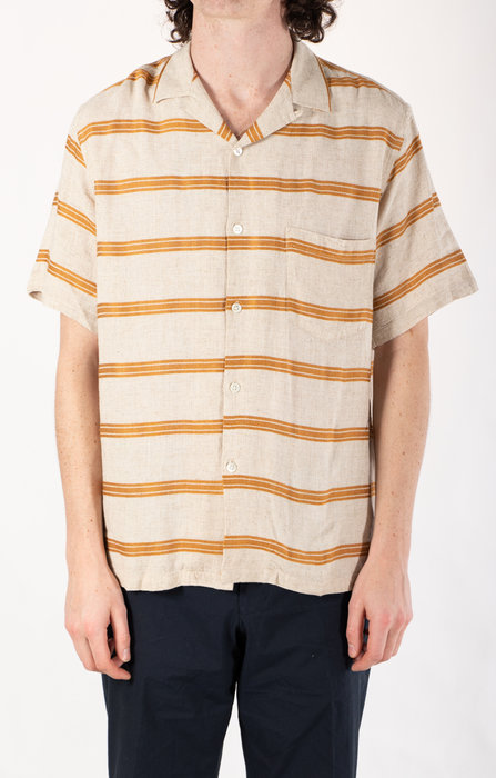 Portuguese Flannel Portuguese Flannel Overhemd / San Francisco / Goud