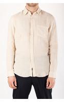 Portuguese Flannel Shirt / Linen Raw / Ecru