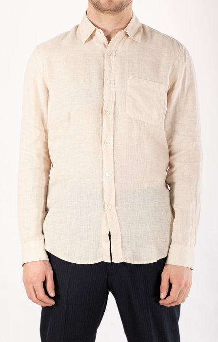 Portuguese Flannel Portuguese Flannel Overhemd / Linen Raw / Ecru