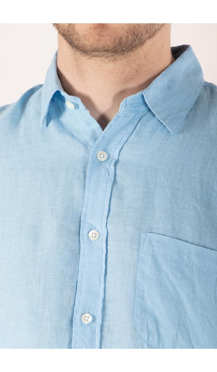 Portuguese Flannel Portuguese Flannel Shirt / Linen / Sky