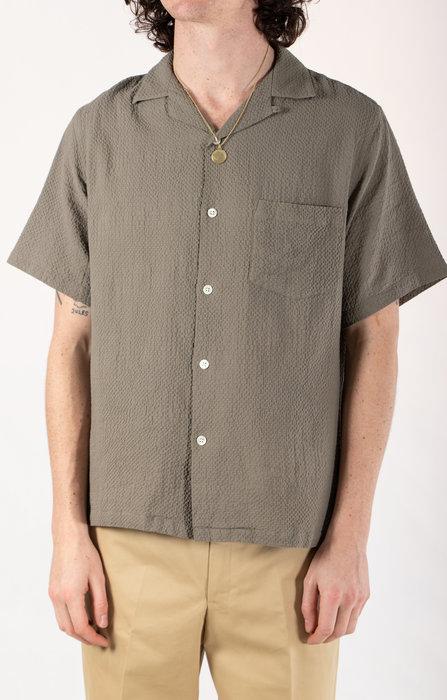 Portuguese Flannel Portuguese Flannel Overhemd / Flamé / Beton