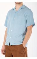 Portuguese Flannel Shirt / Dogtown / Sky