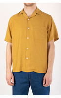 Portuguese Flannel Shirt / Dogtown / Mustard