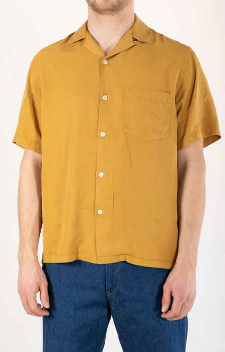 Portuguese Flannel Portuguese Flannel Shirt / Dogtown / Mustard