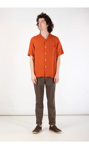 Portuguese Flannel Portuguese Flannel Shirt / Catown / Orange