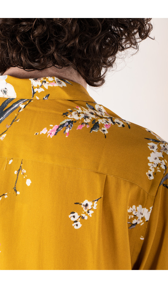Portuguese Flannel Portuguese Flannel Shirt / Blooming / Gold
