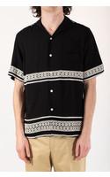 Protuguese Flannel Shirt / Folclore 1 / Black