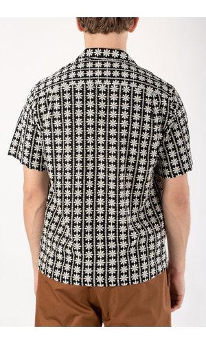 Portuguese Flannel Portuguese Flannel Shirt / Folclore 2 / Black