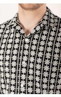 Portuguese Flannel Shirt / Folclore 2 / Black