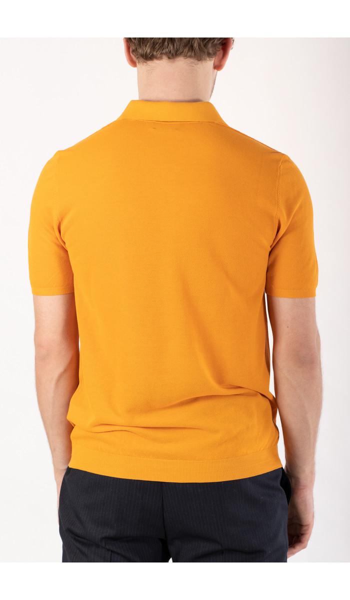 Roberto Collina Roberto Collina Polo / RE15024 / Orange