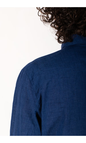Delikatessen Delikatessen Shirt / Feel Good / Indigo Check