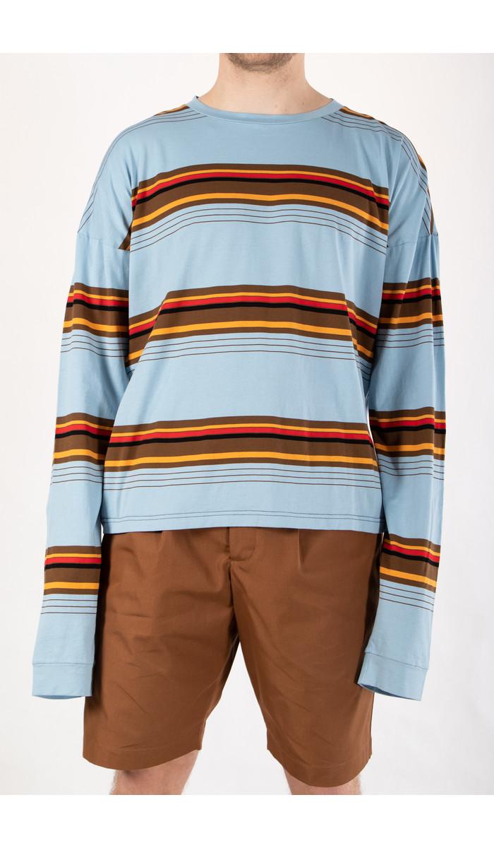 Marni Marni T-Shirt / HUMU0039A0 / Light Blue