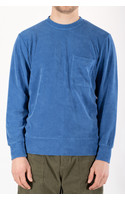 Universal Works Sweater / Loose Pullover / Blue