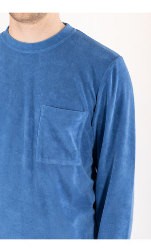 Universal Works Universal Works Sweater / Loose Pullover / Blue