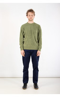 Universal Works Sweater / Loose Pullover / L. Green