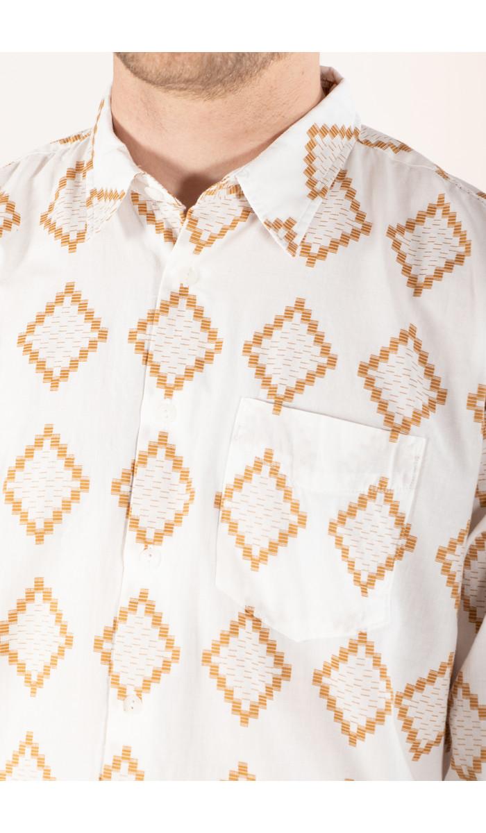 Universal Works Universal Works Shirt / Humber / Gold